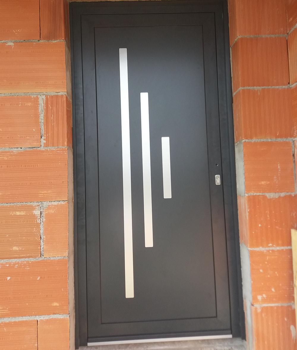 installation porte d'entrée ariège