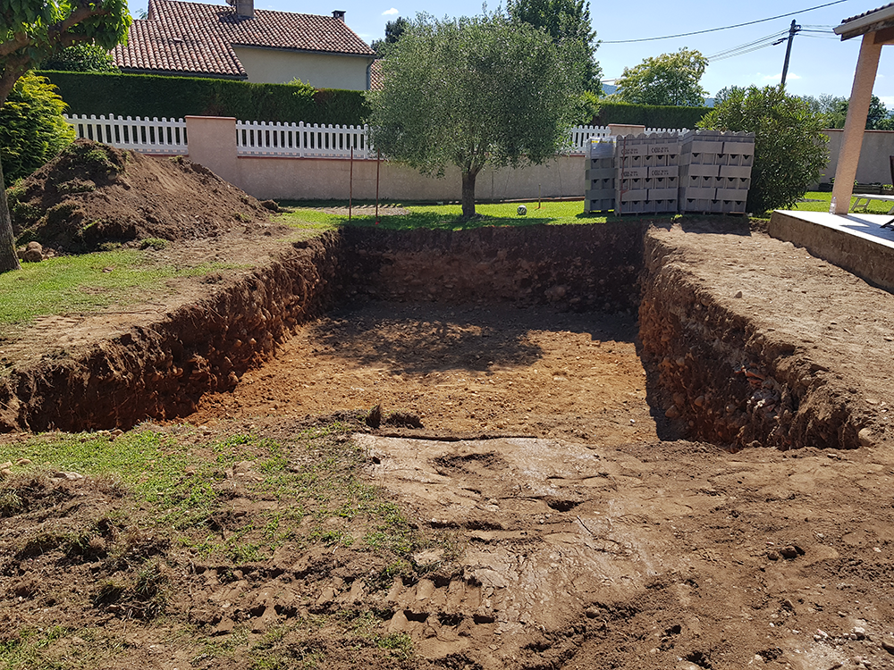 Construction de piscines Ariège - SAS Solutions