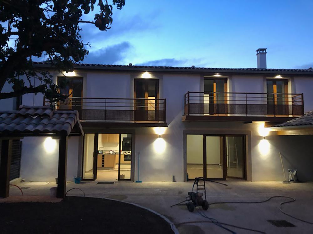 construction appartement ariège