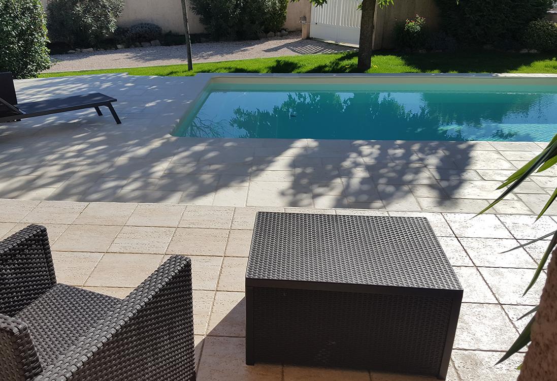 Construction de piscines sur-mesure Ariège - SAS Solutions