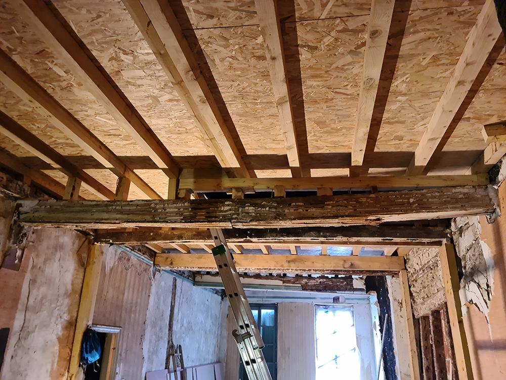 Rénovation bâtisse Ariège - SAS Solutions